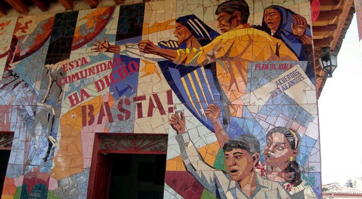 Consejo Supremo Indígena de Michoacán llama al autogobierno por división provocada por partidos
