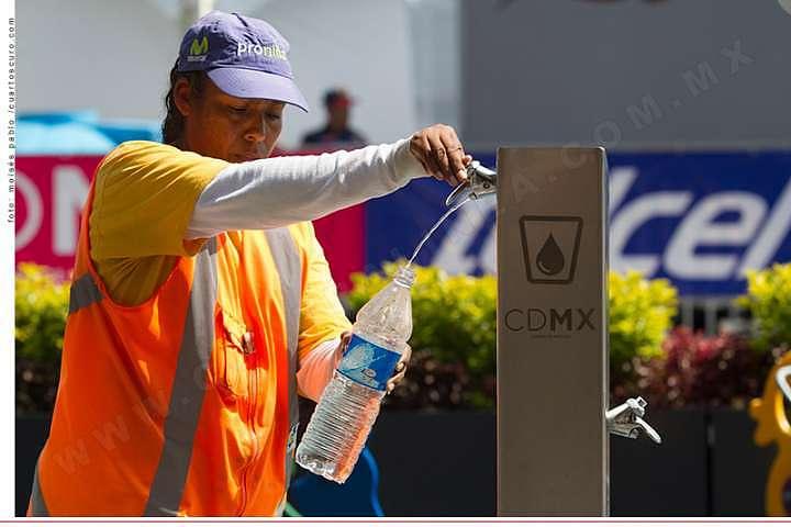 3.8 millones de personas sin agua en el Valle de México