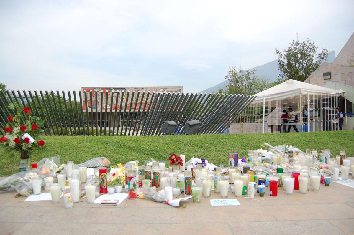 Tec de Monterrey: seis meses de impunidad (Ciudad de México)