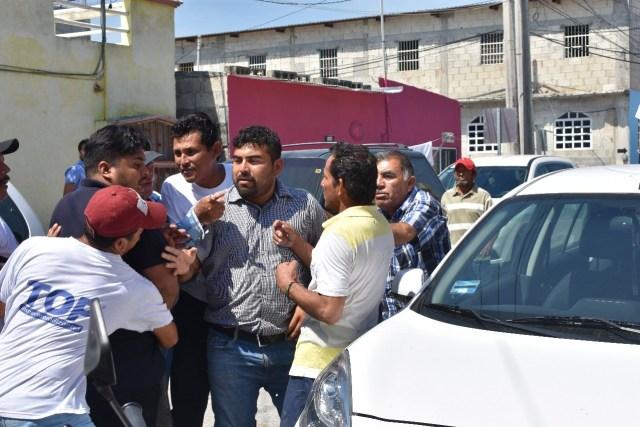 Amenazan con armas a reporteros (Campeche)