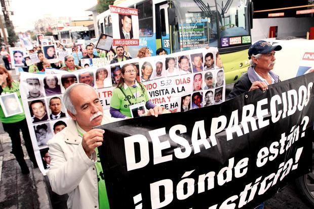 ¿80 mil desaparecidos en Tamaulipas?