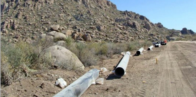 Durango; gasoducto en reserva natural y pasaría entre fábricas de pólvora