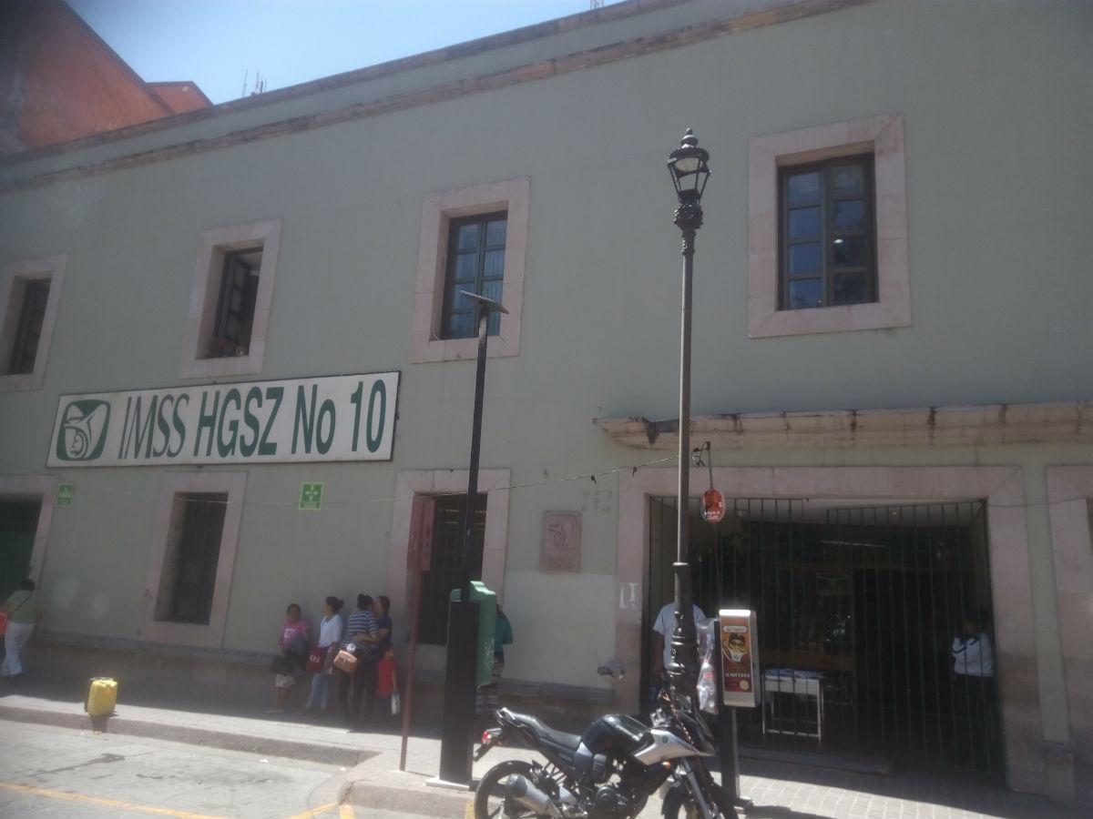 Ocho años de protestas para exigir un hospital digno en Guanajuato