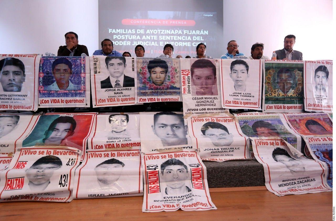 Familiares rechazan titular de búsqueda en Guerrero
