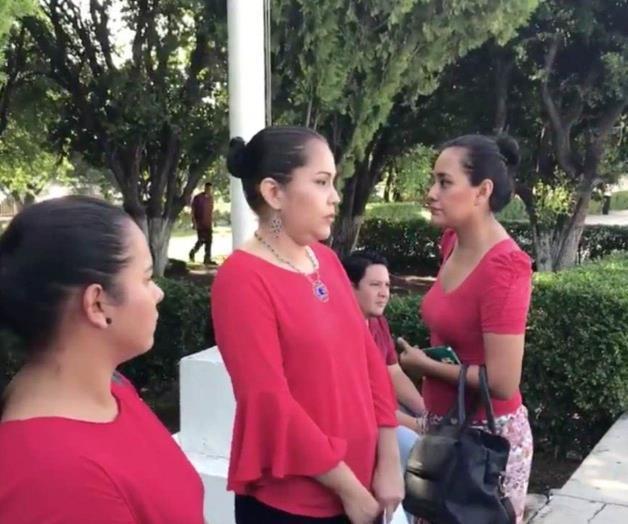 Tamaulipas: Vuelven a protestar maestros por falta de pago