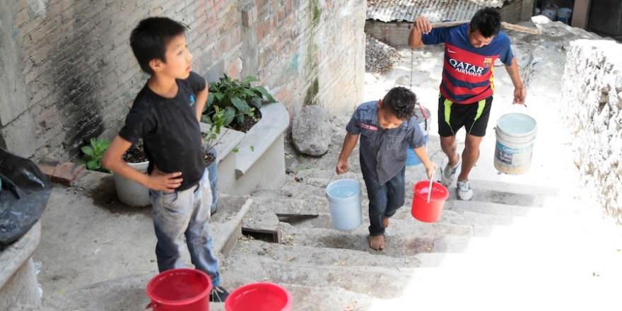 Más de 70 por ciento de los hogares en Guerrero no tienen agua diariamente: Inegi