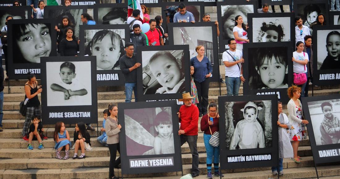 Guardería ABC: A la impunidad de 9 años se suma robo del IMSS con medicinas para niños lesionados (Sonora)