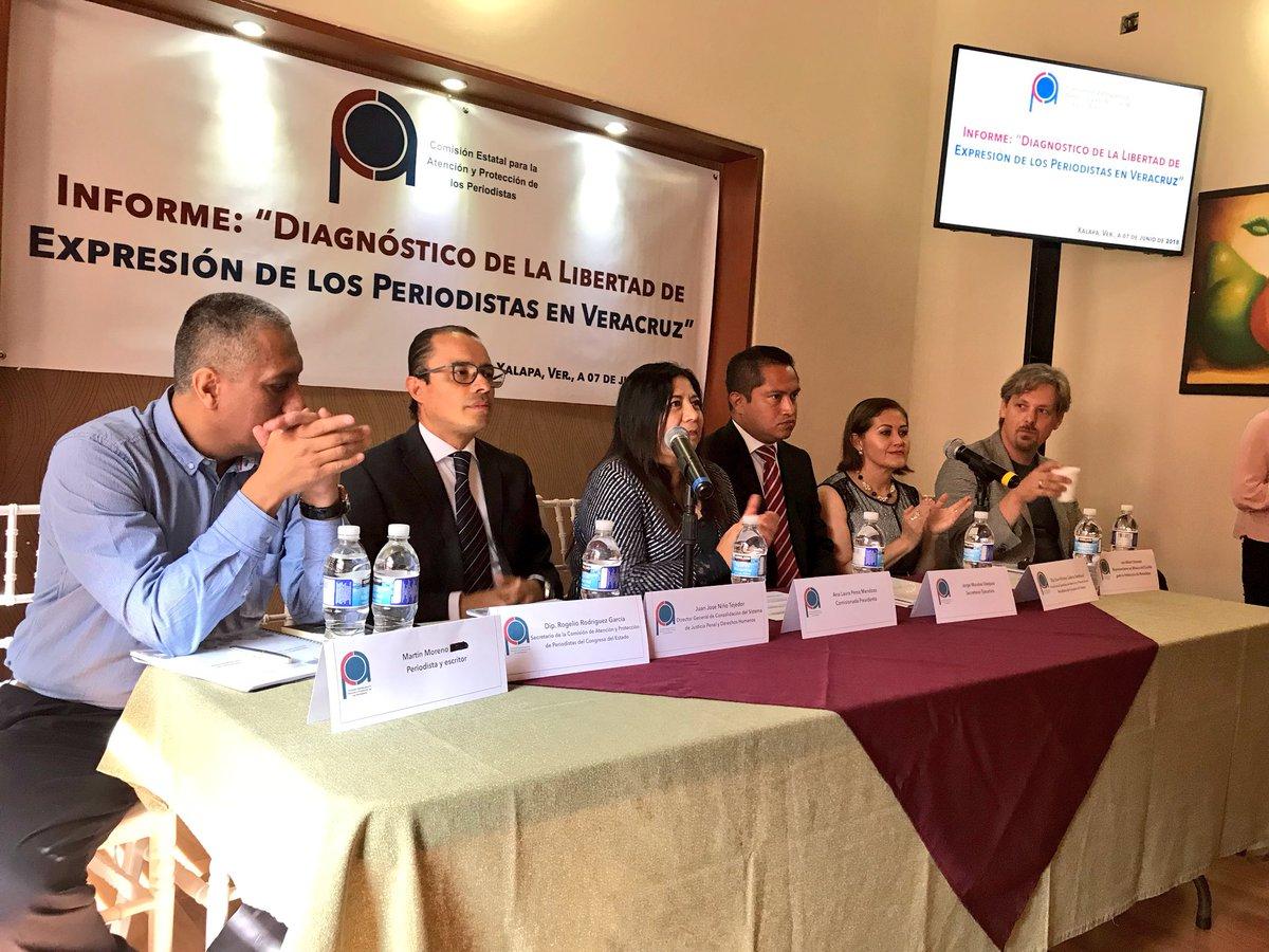 """""""Grave deuda"""" de justicia para periodistas asesinados y desaparecidos en Veracruz: CEAPP"""