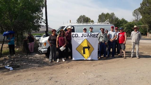 Comunidades y ejidos en alerta ante posible bloqueo de brecha Sacramento (Chihuahua)