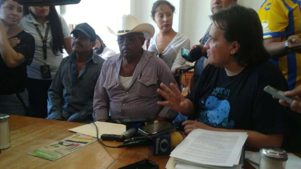 Denuncian despojo de tierras en Villa de Reyes (San Luis Potosí)