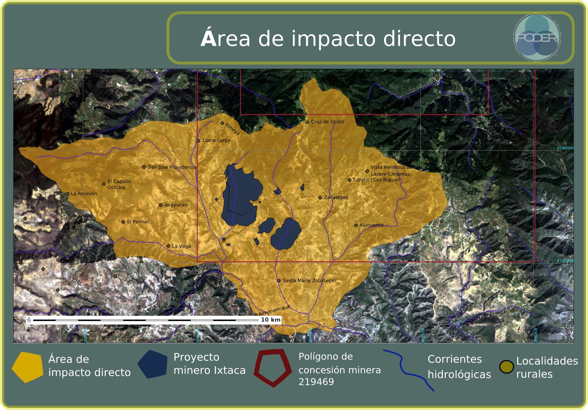Proyectos extractivos de la Sierra Norte de Puebla no contemplan los intereses de pobladores