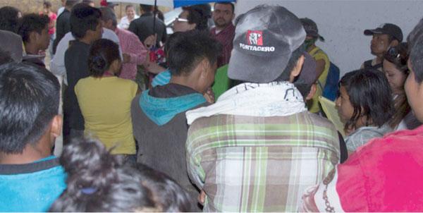 Rescatan a 54 niños explotados como jornaleros en Coahuila