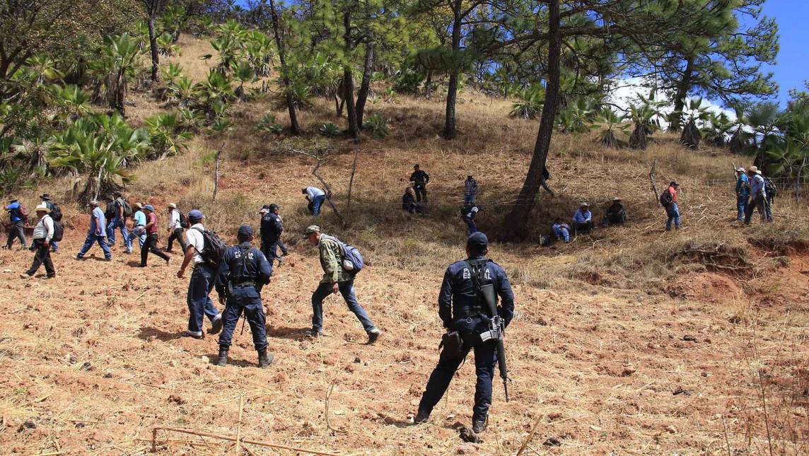 Activistas indígenas pagan con sangre la defensa en Oaxaca