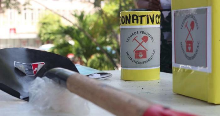 Las Rastreadoras estiman que hay más de mil desaparecidos en Mazatlán, Sinaloa