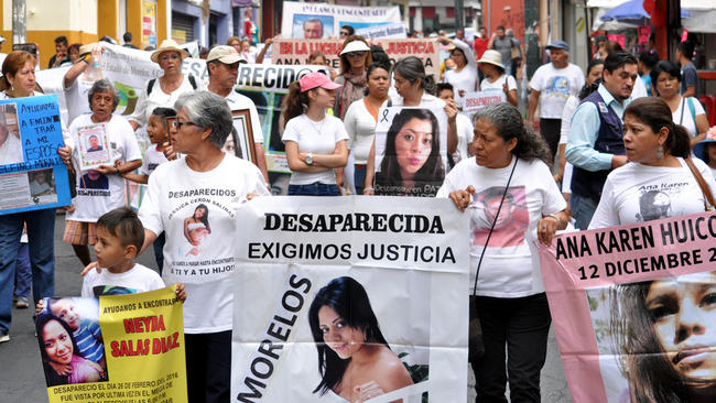 En Tamaulipas hay ocho mil personas desaparecidas:González Riestra