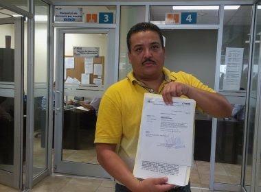 Ordena juez liberar al activista Jorge Benítez de Mexicali Resiste (Baja California)