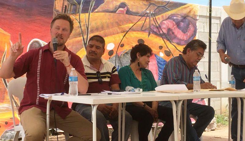 A 4 años, pobladores del Río Sonora siguen exigiendo remediación