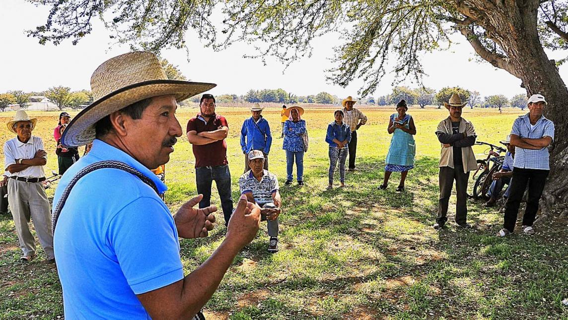 Rancho San José, en defensa de la tierra en Cuilápam, Oaxaca