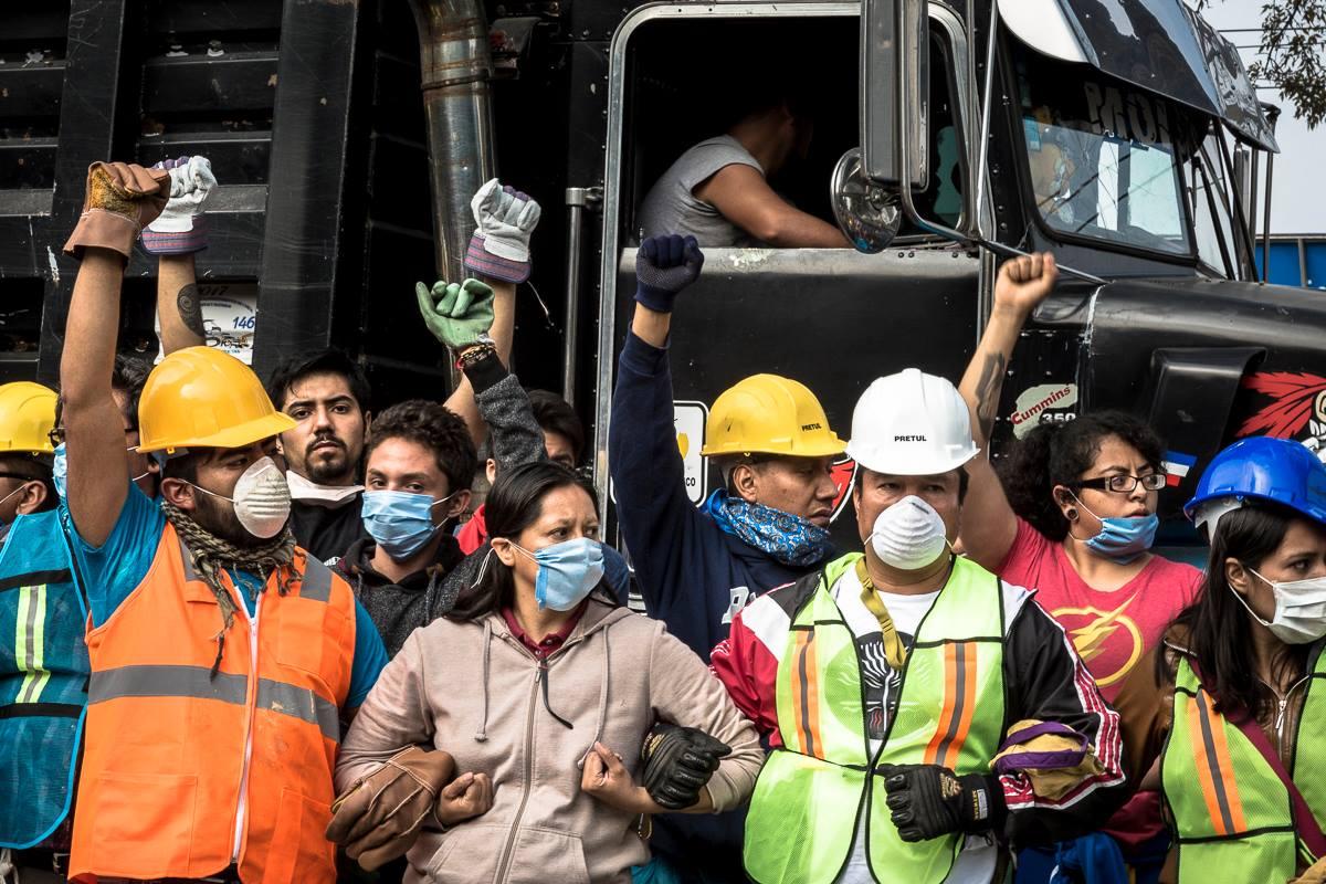 19S: La catástrofe que exhibió inoperancia y desigualdad ante la emergencia en la CDMX