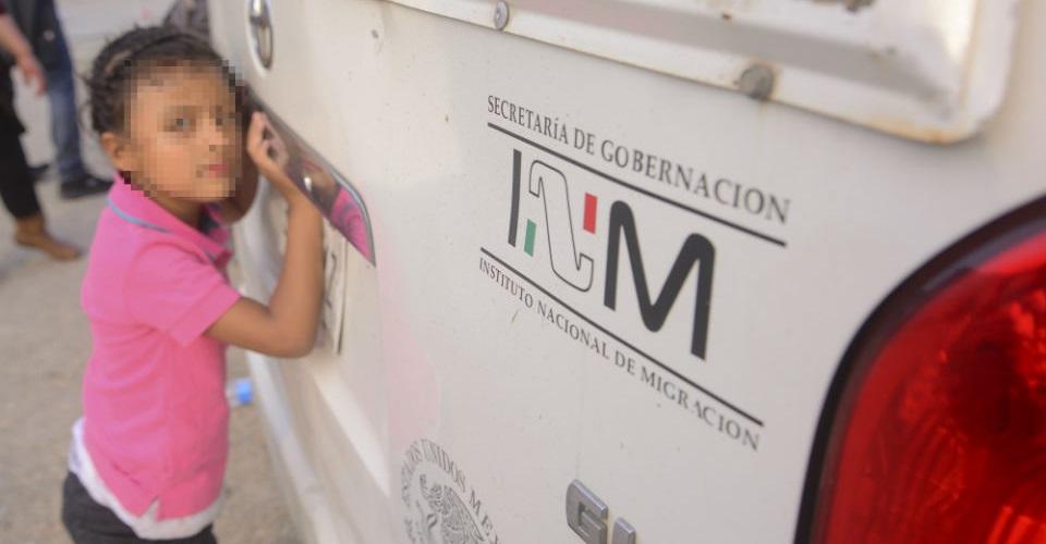 El muro en el sur de México también funciona: detenciones de niños migrantes se disparan 90%