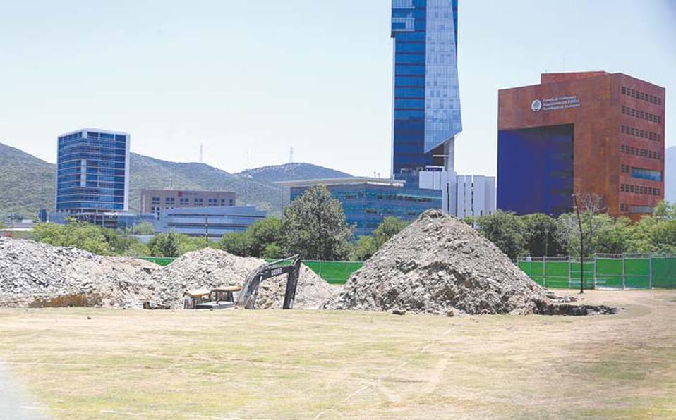 Preocupa a colectivos giro comercial en parque Rufino (Nuevo León)