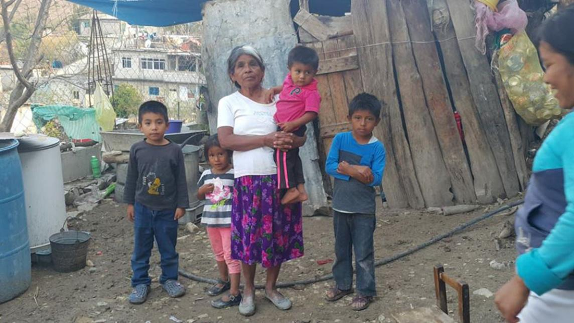 Sufren violencia, 4 de cada 10 mixtecas