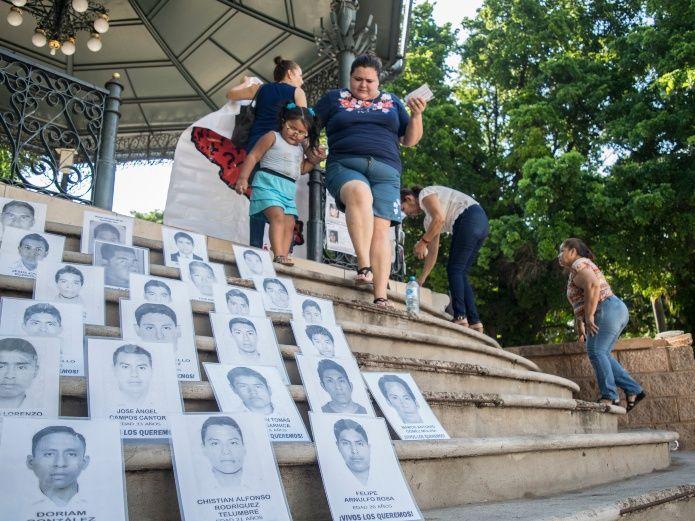 Familiares de desaparecidos no dejarán de exigir justicia (Sinaloa)