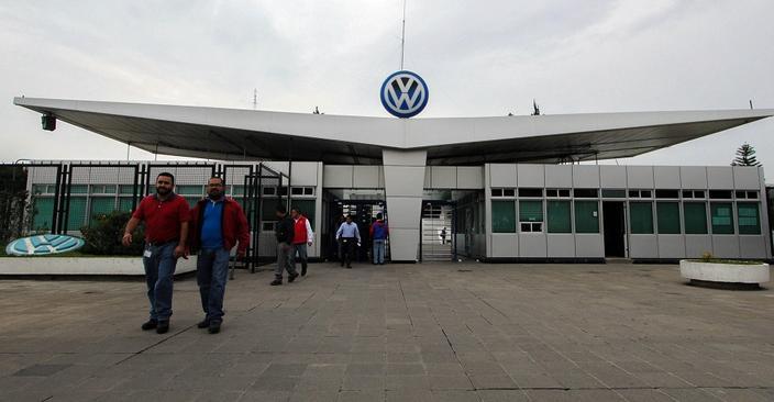 Campesinos acusan a Volkswagen de ahuyentar lluvias (Puebla)