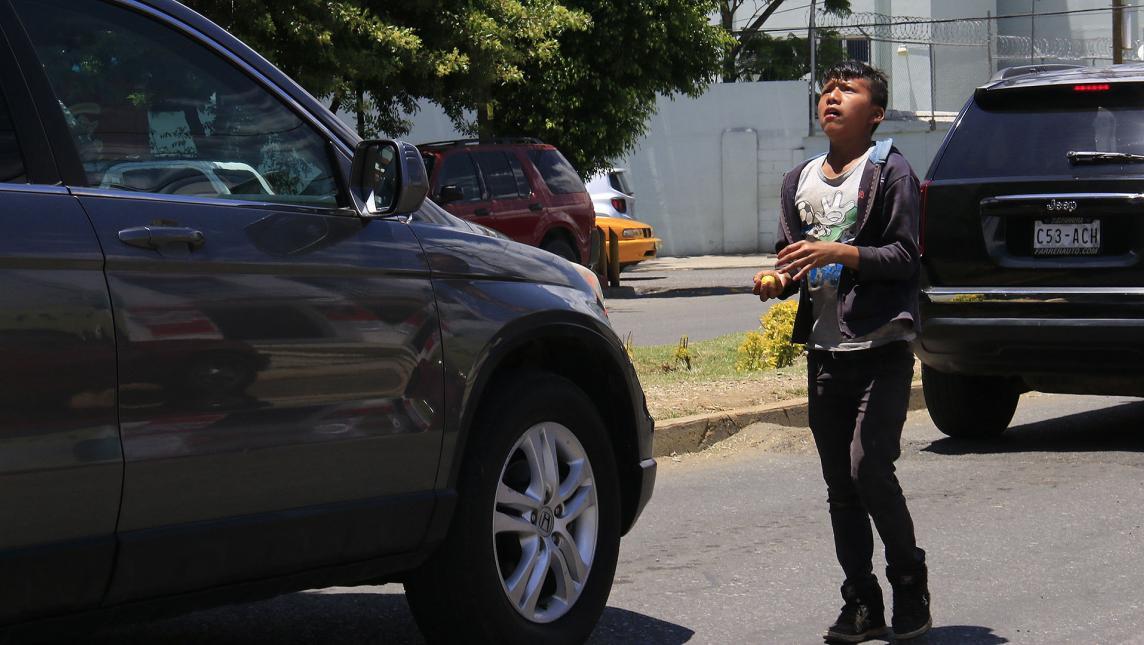Concentra Valles Centrales 48% del trabajo infantil en Oaxaca