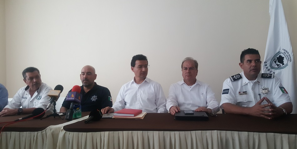 Refuerzan grupo especial de seguridad en el Istmo ante aumento de ejecuciones, fosas clandestinas, robos de cajeros… (Oaxaca)