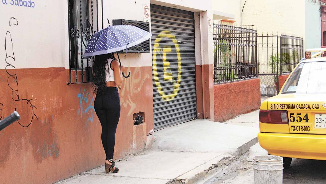 Oaxaca, en el mapa de trata de personas
