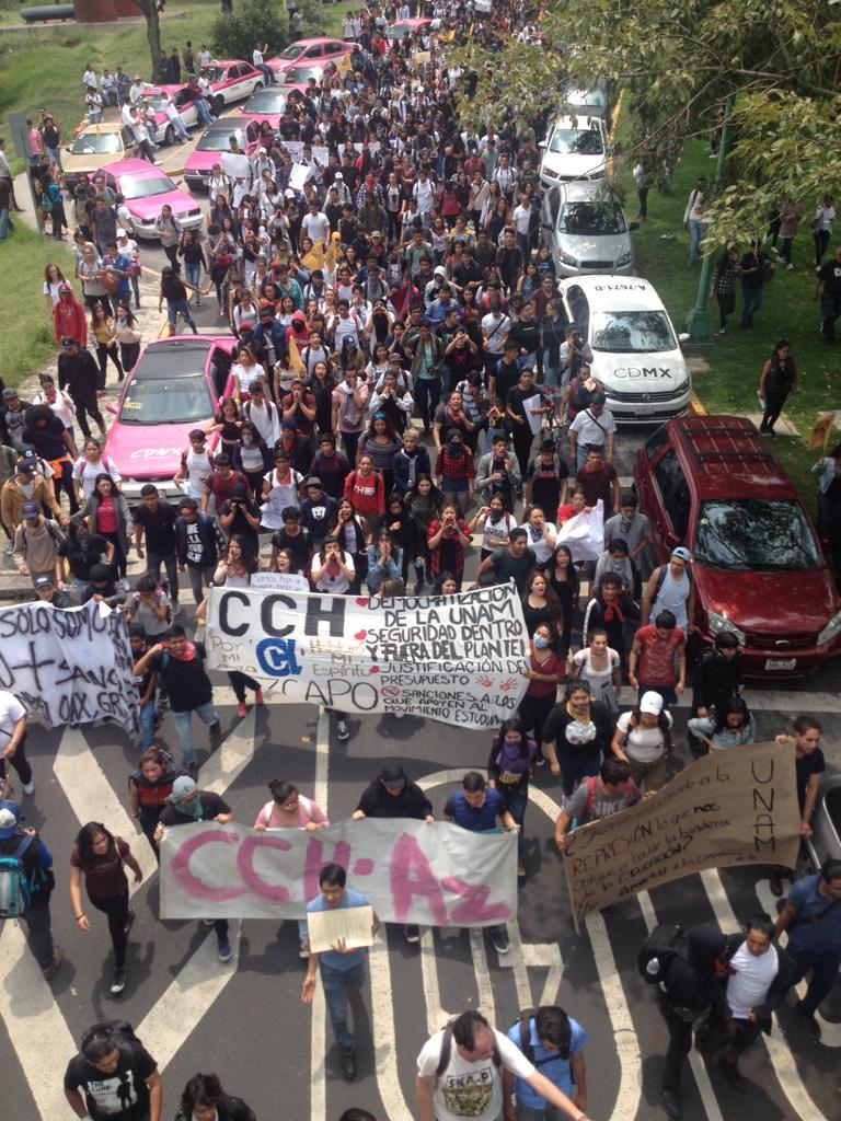 De la rabia a la organización: los estudiantes se reencuentran