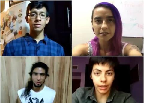 Estudiantes de Universidad de Sonora lanzan video en apoyo a movimiento UNAM