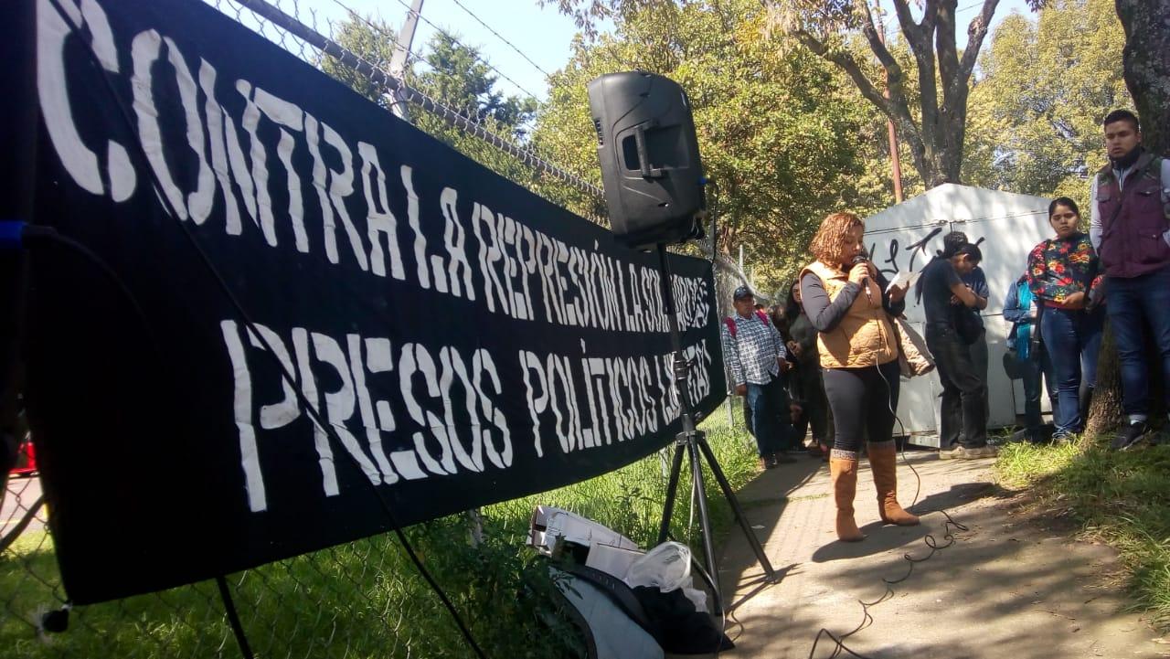 Niegan aplicar Ley de Amnistía a Luis Fernando Sotelo, preso político desde 2014 (CDMX)