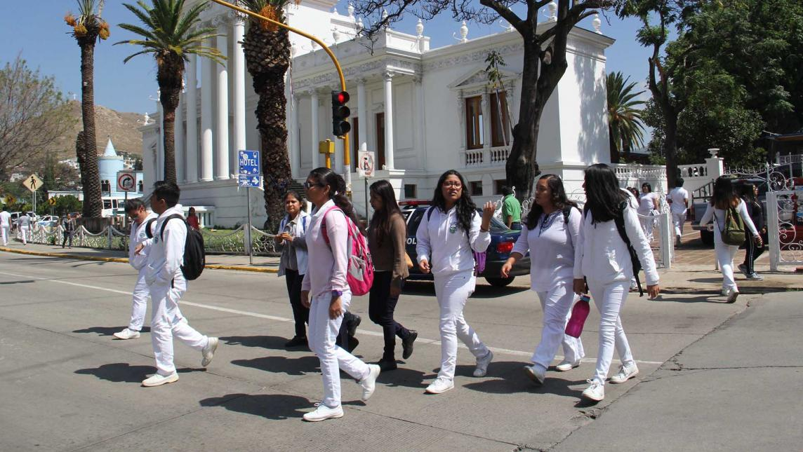 Pesadilla en aulas de Oaxaca por acoso sexual