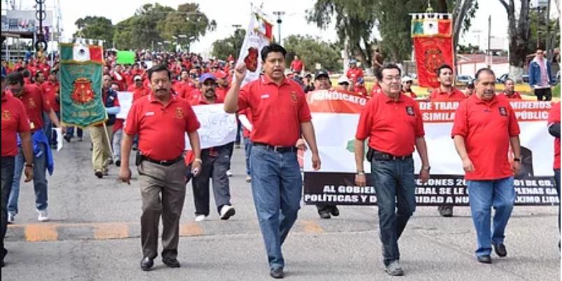 Con ejército y policía irrumpen en mina San Martín