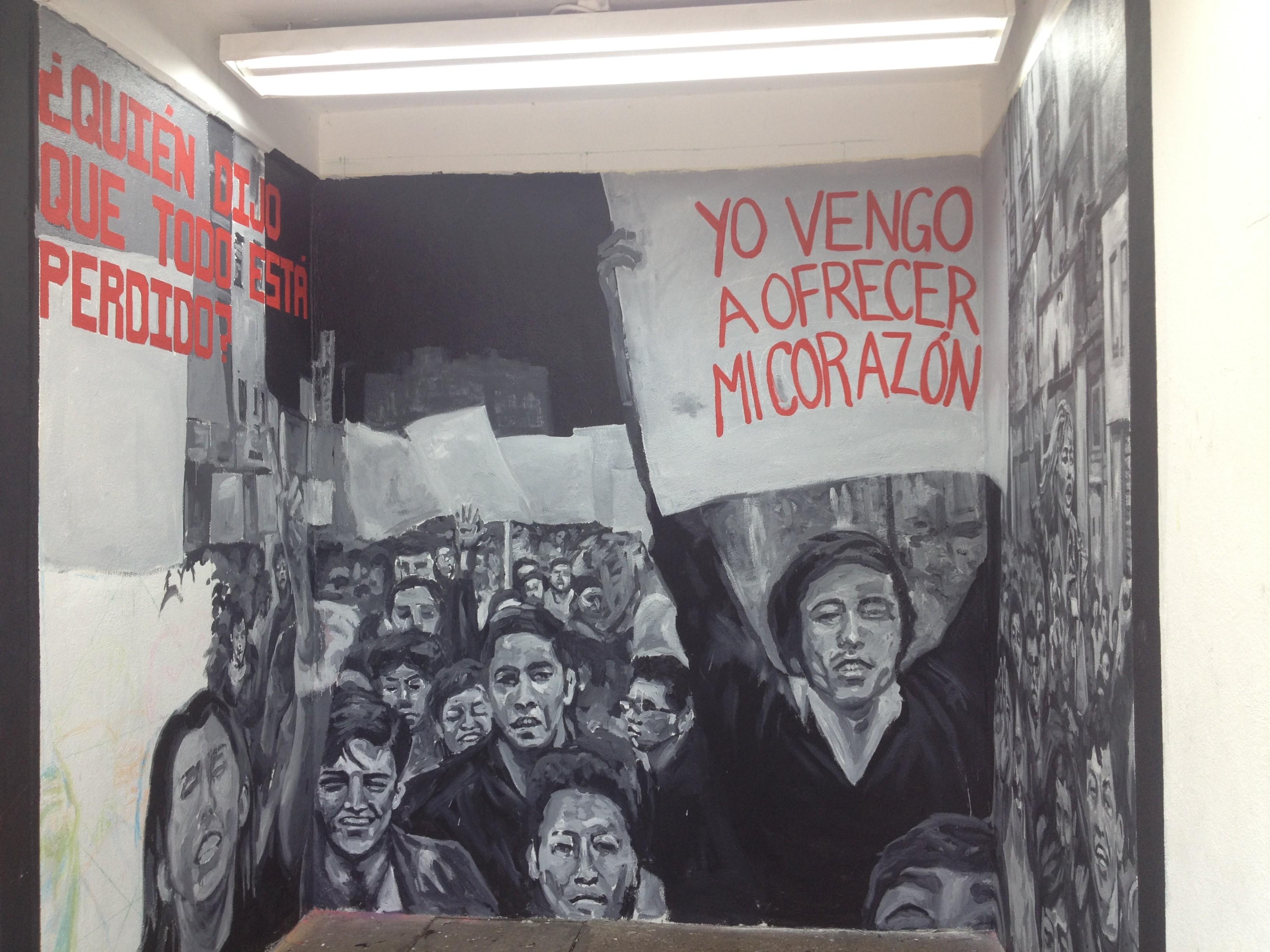 Una mirada a la organización estudiantil en la Facultad de Ciencias Políticas y Sociales