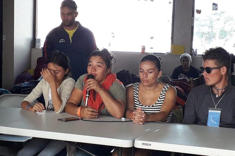 Rechaza sociedad civil declaraciones de El Patas sobre la caravana migrante (Baja California)