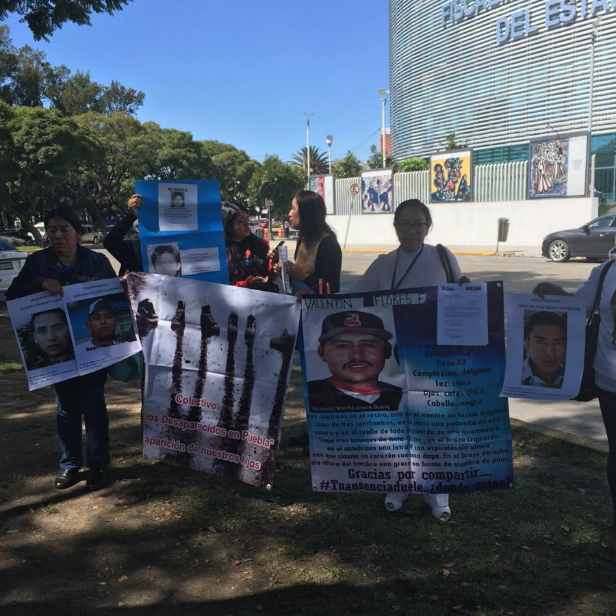 Del sur del estado a la frontera con Veracruz: crecen las desapariciones en Puebla