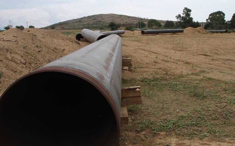 A un paso de cancelarse el gasoducto Morelos (Puebla)