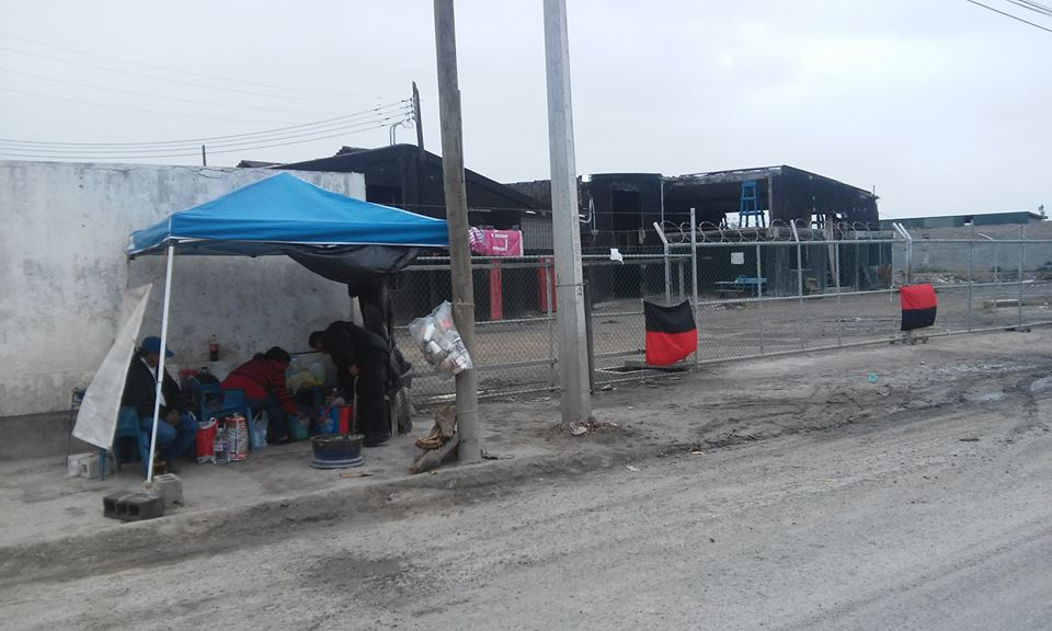 Los olvidados de la huelga de Matamoros (Tamaulipas)
