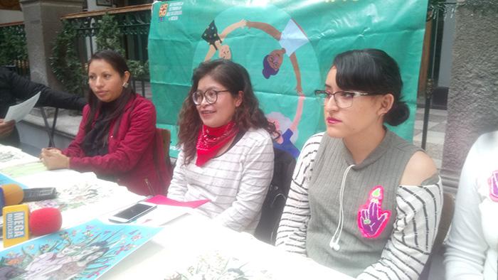 Activistas fueron amenazadas por el ayuntamiento de Ernestina Fernández (Puebla)