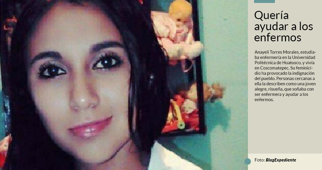 Anayeli, universitaria, 19 años, es hallada muerta en una barranca en Veracruz; llaman a protesta