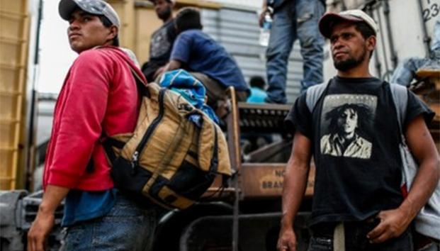 Defensores de DH denuncian agresiones de militares a migrantes