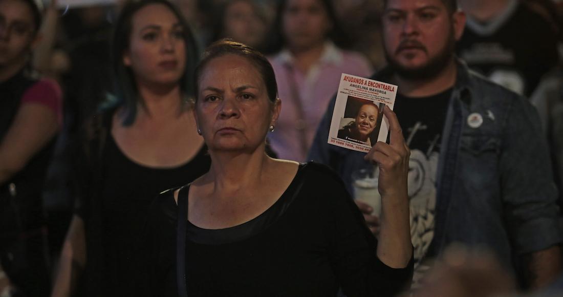 2018, el año en que Jalisco tomó coraje y organizó la Red para reclamar por sus desaparecidos