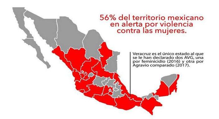 Estrategia contra feminicidios en México está abandonada, denuncia Observatorio Ciudadano