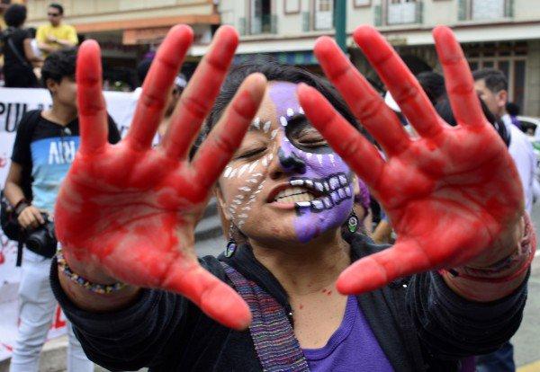 Veracruz, segundo en feminicidios; 8 municipios concentran casos