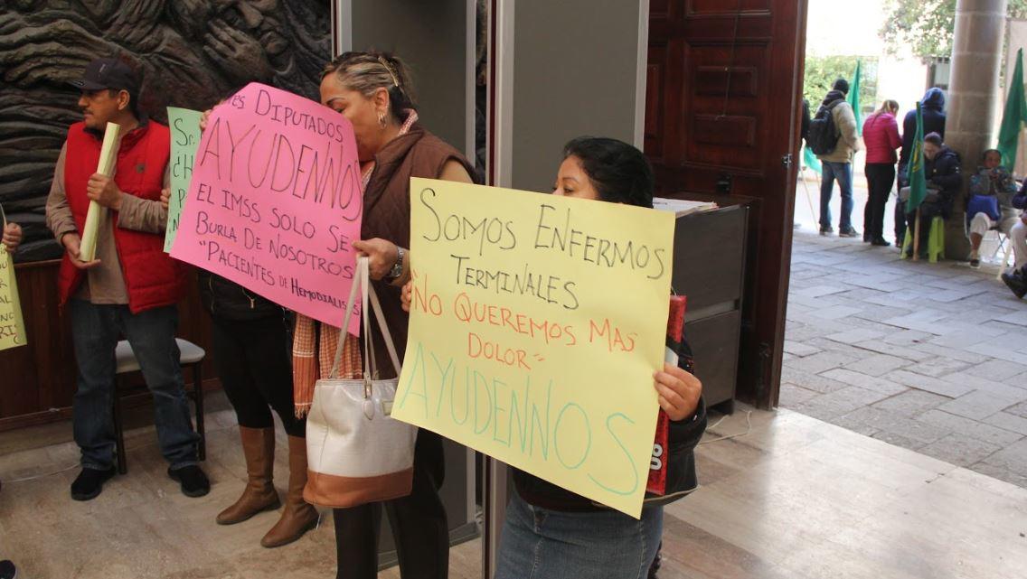 Más de 100 infectados de hepatitis C en Clínica del Riñón (Durango)