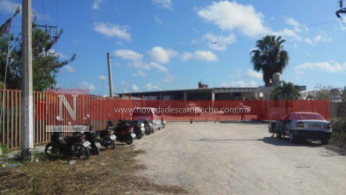 Dejan sin empleo a 80 trabajadores (Campeche)