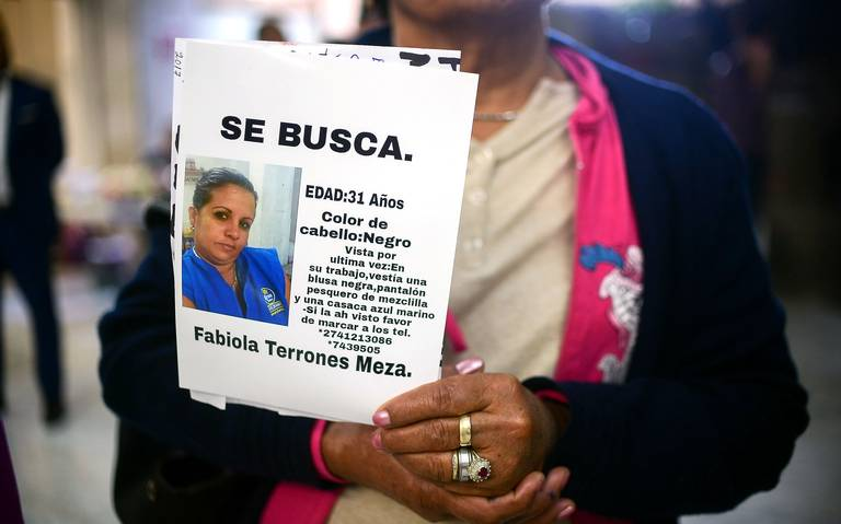 Busca Fiscalía de Zacatecas a 272 personas desaparecidas